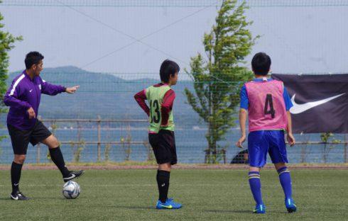 JFAナショナルトレセンU-12関西 指導者講習会開催