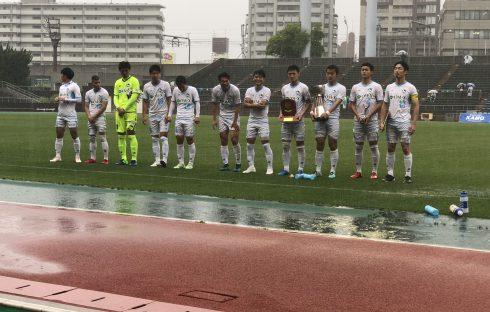 FC大阪が優勝! 第23回 大阪サッカー選手権大会