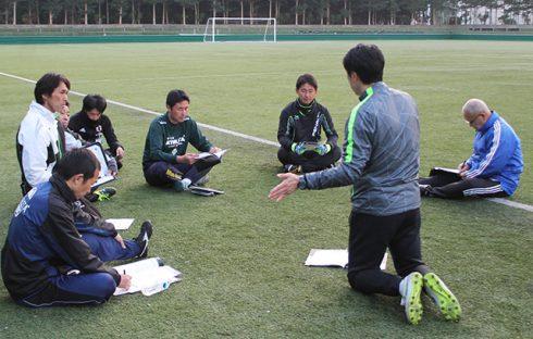 JFA公認指導者研修2018[2018ナショナルトレセン女子U-14 西日本]
